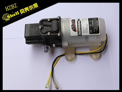 Black Smart Standard Masking Sprayer Pump